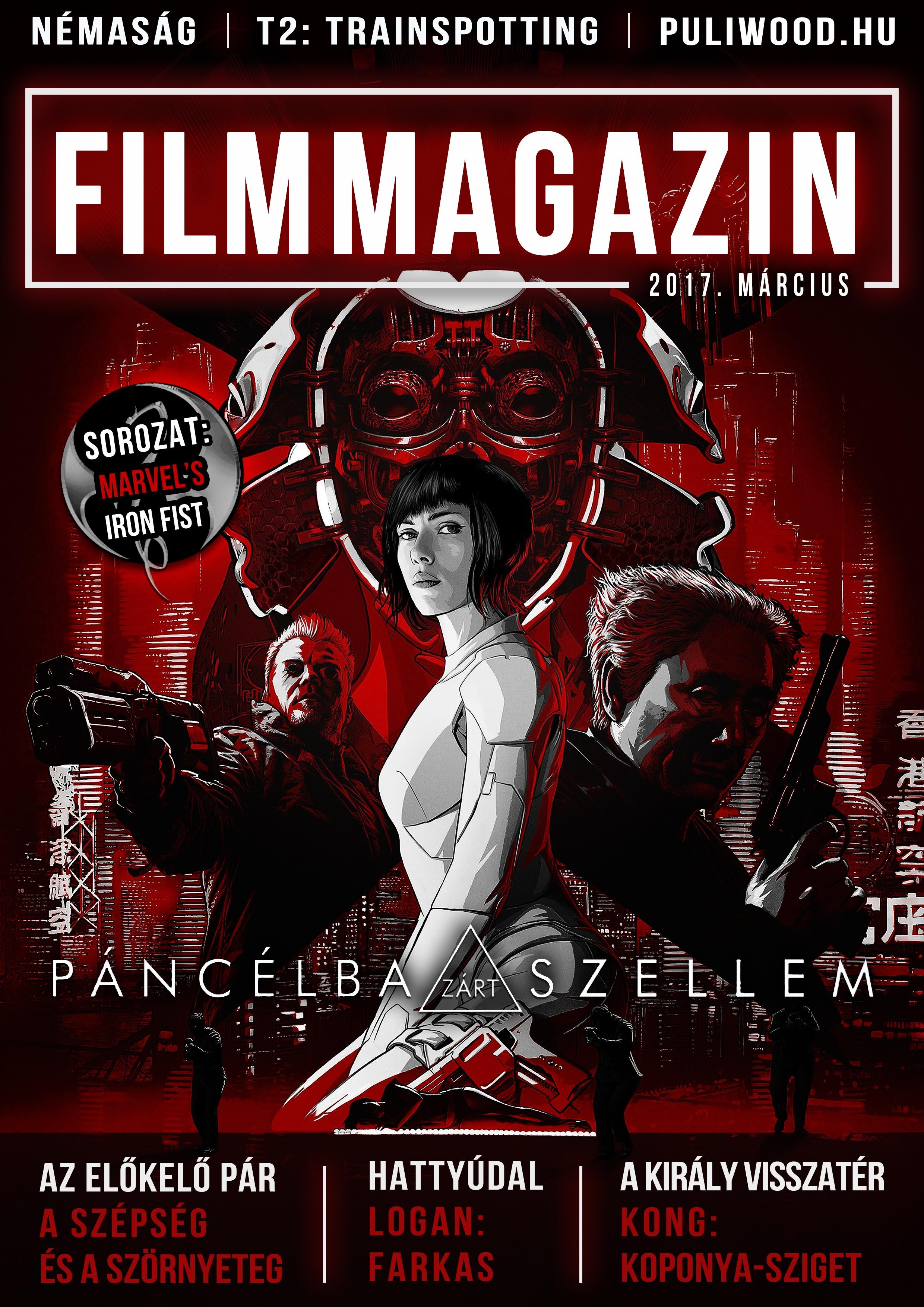 Filmmagazin október